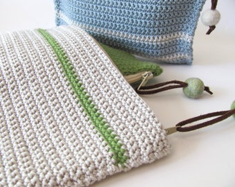 ClUch----------- CoTTon-------Gray--GrEEn -----Summer collection
