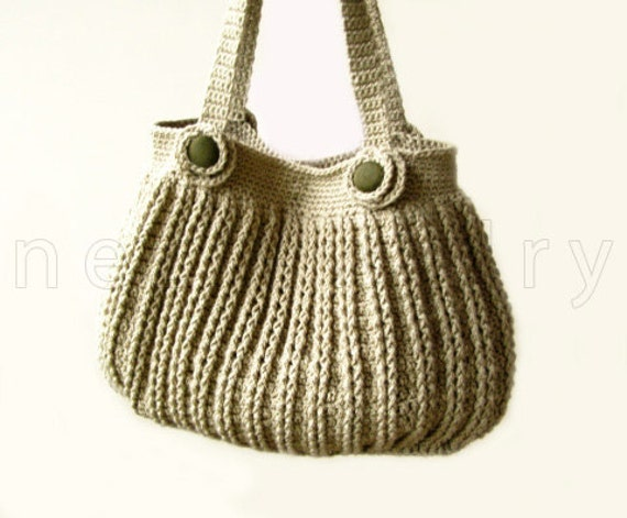 Nezjewelry Crochet Handbag Tutorial Handbag Crochet Pattern