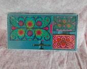 Vintage Mod Butterfly Bridge Giftpak