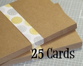 """25 Lightweight Chipboard Cards ... 5"""" x 7"""" .022"""" Thick A7 Blanks Rustic Recycled DIY Weddings 5x7 Oversize Post Invitations Save the Dates"""