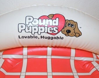 1986 Pound Puppies Bed by Tonka