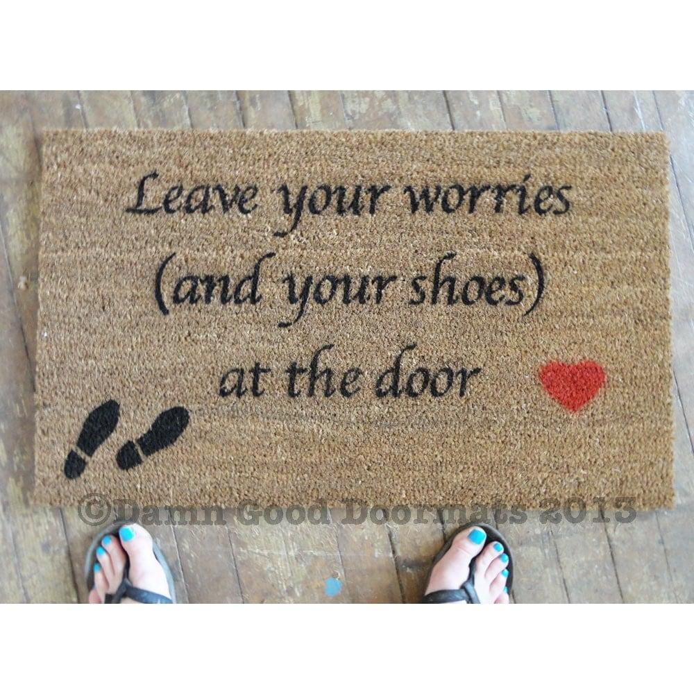 Perfect Shoes at the Door | broken quiet HX14