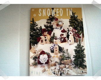 Snow In Craft Book/Softcover/ 1989*