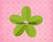 Custom order for Heather Rodgers