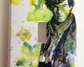 Benedict Cumberbatch Decorative Light Switch Cover