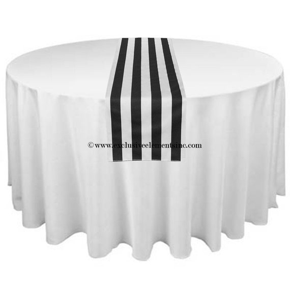 Black And White Striped Round Coffee Table: Unavailable Listing On Etsy