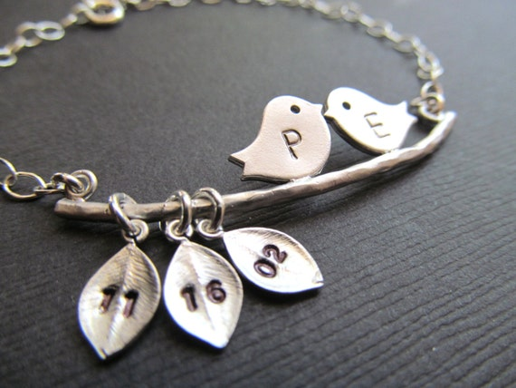 Couples Wedding Shower Gift Ideas: Bridal Shower Gifts Couple Initials Bracelet Wedding Gift