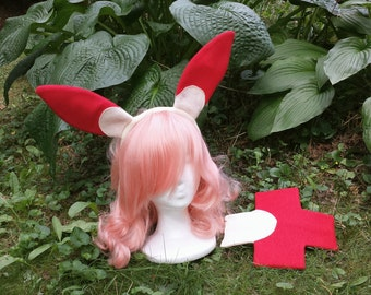 Plusle Tail TAIL ONLY