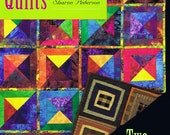 Reversible Quilts Quilt Pattern book by Sharon Pederson