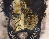Saul Williams Poster - Limited Edition of 100