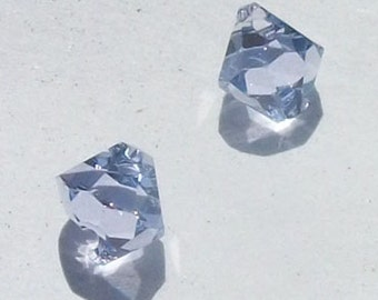 Swarovski elements Top-Drilled Bicone 6301 Pendants Provence Lavendar -- Available in 6mm and 8mm