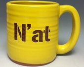 N'at Pittsburgh Pottery Mug