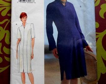 Vogue Dress Sewing Pattern UNCUT 7140 Sizes 8-10