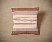 Sale - Ploumi - Handwoven cushion cover