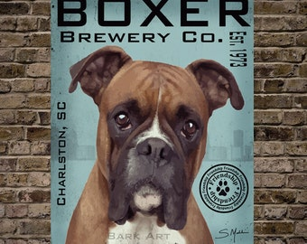 Boxer Brewery Co.