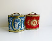 Vintage Murray Allen Tins - Made in England
