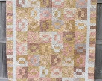 A Day In The Country Lap Quilt