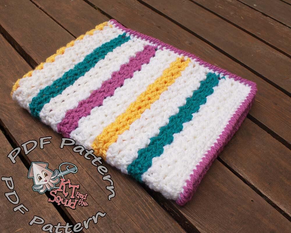 Easy crochet afghan pattern baby blanket pattern crochet zoom bankloansurffo Images