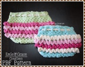 Ruffled Diaper Cover Crochet Pattern, Ruffle Buns, KENNEDY - pdf 710