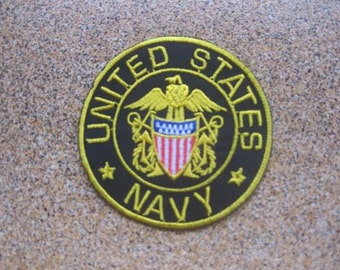 U.S. NAVY military PATCH badge