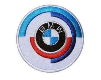 Next Free shipping BMW AUTO PATCH embroidered