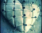 Hellraiser's Pinhead Heart Necklace