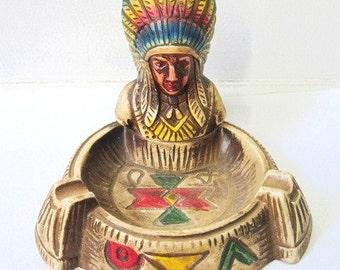 Colorful Chief Ashtray