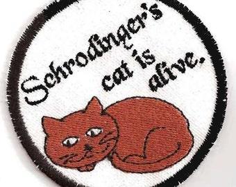 Schrodinger's Cat Patch