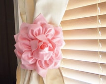 Unique Curtain Tie Backs Related Items Etsy