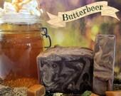 Butter Beer- Certified Gluten Free Beer Luxury Soap