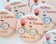 Bikes Magnets Magnets Romantic Bicycle
