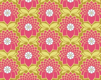 Joel Dewberry Heirloom- JD51 Chrysanthemum Blush