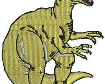 Dinosaur Embroidery Designs Machine Embroidery 10 Designs Instant Download