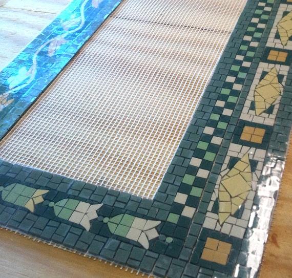 items similar to pre made nyc subway mosaic tile install
