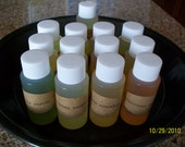 FREE SHIPPING Lot of 12 Candle/Tarts/Soaps Fragrance Oils (1 Ounce Each) (You pick from list below)