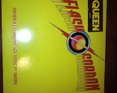Queen Flash Gordon Soundtrack Promo EX/VG+ LP With original Movie Bill