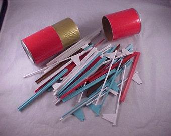Advertising Premium Swizzle Sticks Drink Sticks Endres Piers Steel Craftsmen