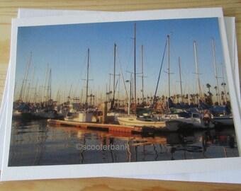 Quiet Ocean Harbor Photography