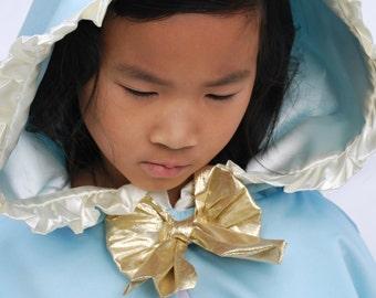 Princess Ella Blue Cloak