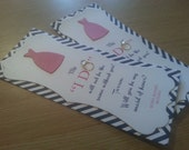 Kiss- Will You Be My Bridesmaid Cards