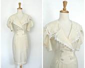 Vintage Short Wedding Dre...