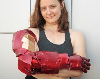 Iron Man / Pepper Extremis Mark 4 EVA Foam Arm for Cosplay