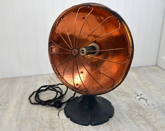 Electrahot Coil Heater with adjustable copper disc