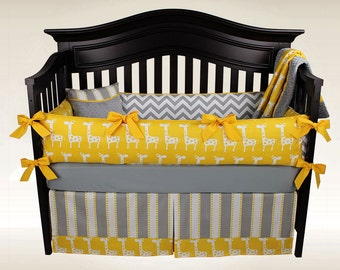 SALE! WESTON 5 Piece Baby Bedding Set