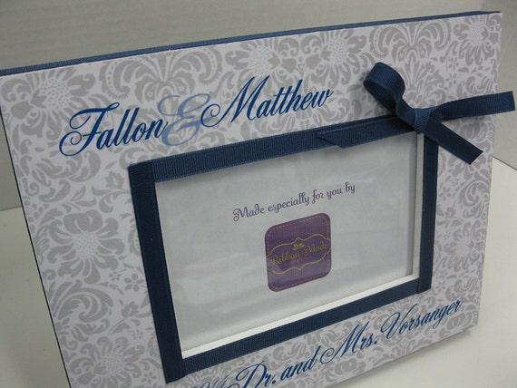 Personalized Wedding Frame