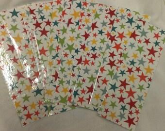 2 Stars Bookmarks