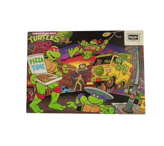 Teenage Mutant Ninja Turtles Jigsaw Puzzle