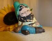 Vintage Sleepy Gnome
