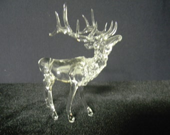 Glass elk