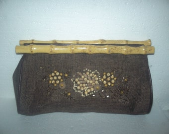 Vintage Clutch evening bag